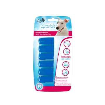 AFP Sparkle finger brush 6-pack